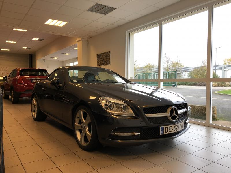 Mercedes SLK 350 / photo n°1