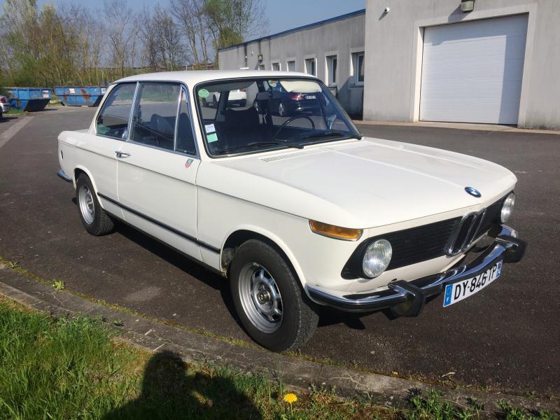 BMW 2002 tii / photo n°14