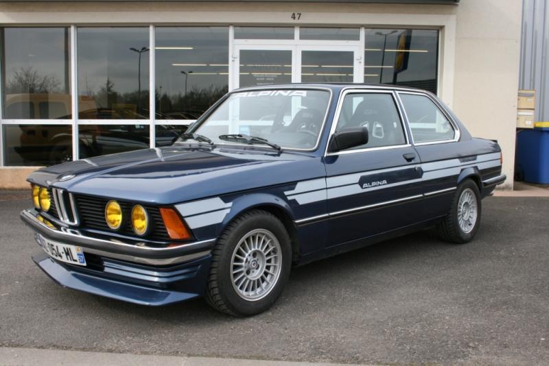 BMW 323 i E21 / photo n°2