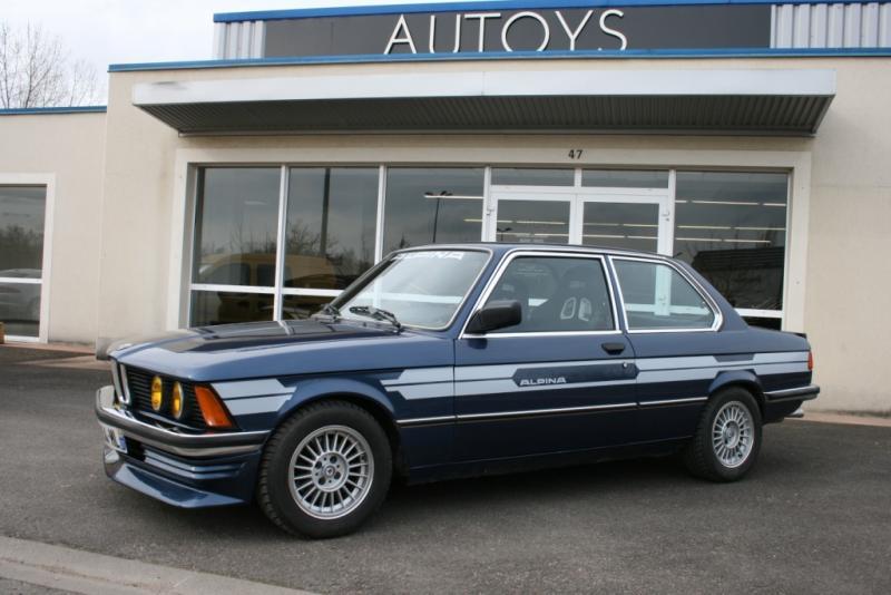 BMW 323 i E21 / photo n°4
