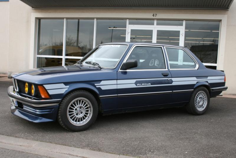 BMW 323 i E21 / photo n°5