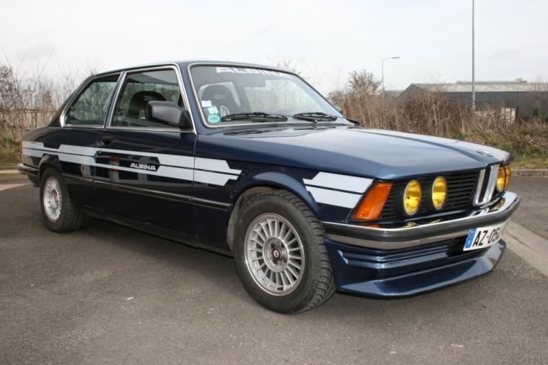 BMW 323 i E21 / photo n°6