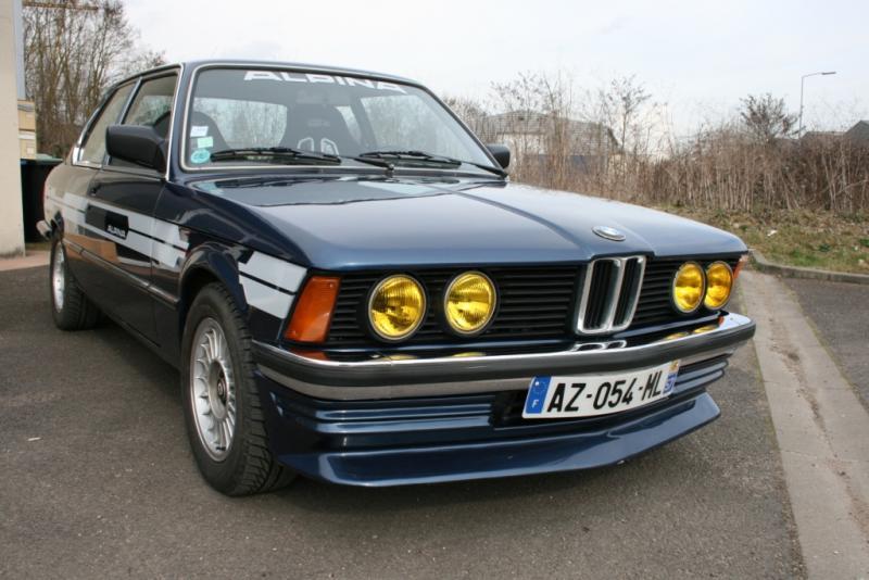 BMW 323 i E21 / photo n°7