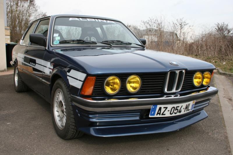 BMW 323 i E21 / photo n°15