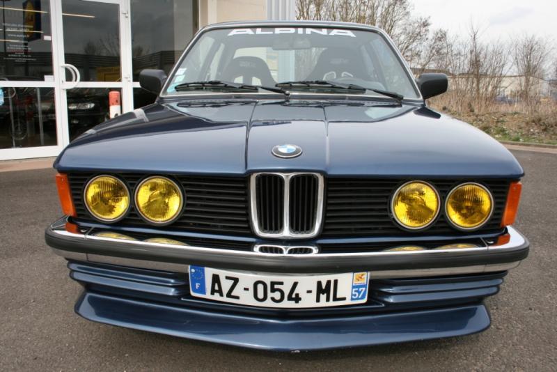 BMW 323 i E21 / photo n°8