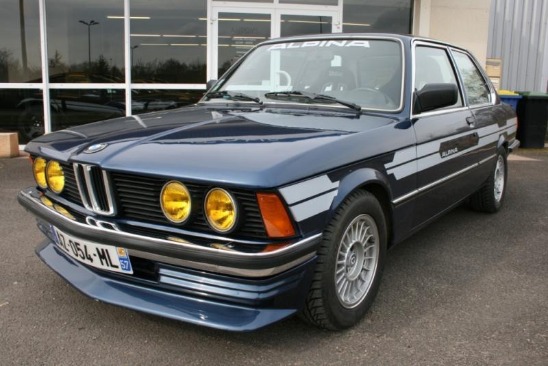 BMW 323 i E21 / photo n°9