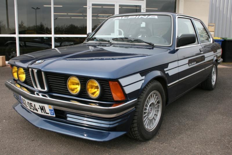 BMW 323 i E21 / photo n°10