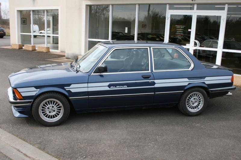 BMW 323 i E21 / photo n°11