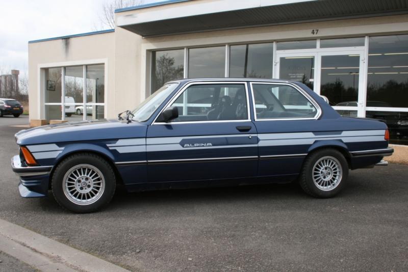 BMW 323 i E21 / photo n°12