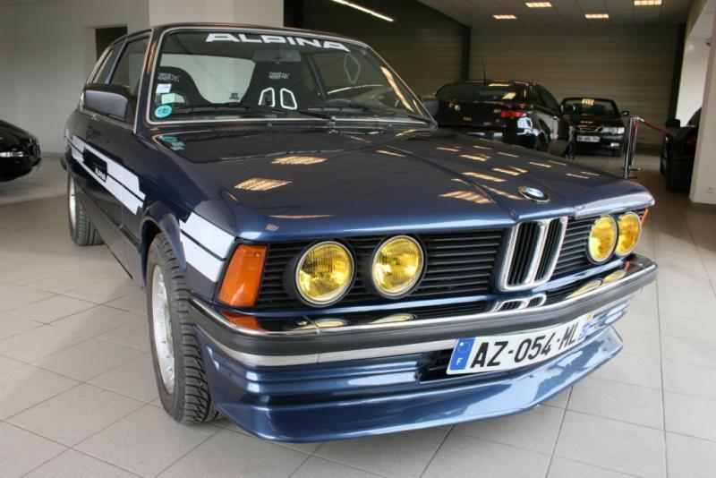 BMW 323 i E21 / photo n°1