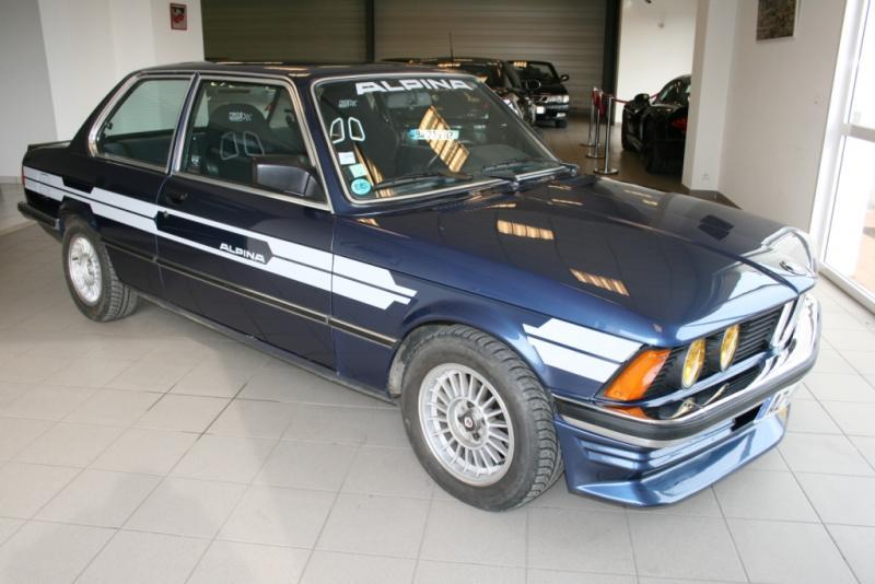BMW 323 i E21 / photo n°14