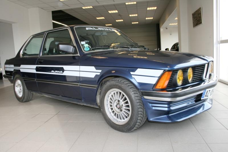 BMW 323 i E21 / photo n°13