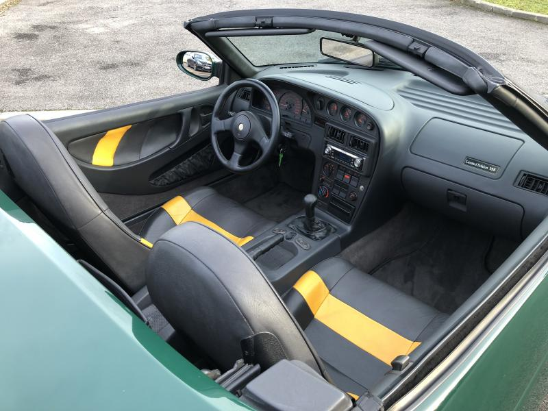 Lotus Elan S2 / photo n°5