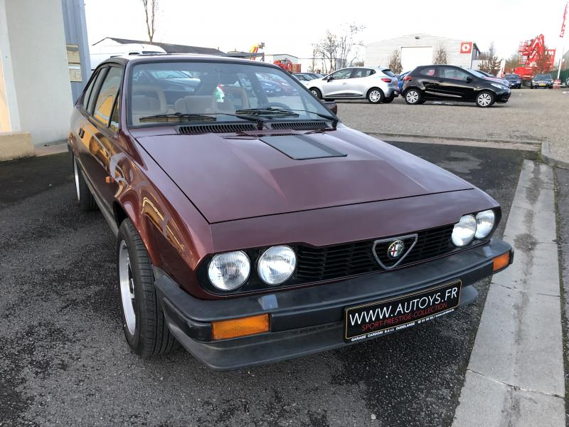 Alfa Roméo Alfetta GTV6 2.5 L / photo n°9