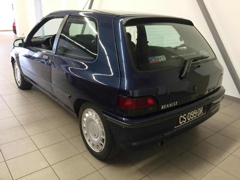 Renault Clio 16S / photo n°7