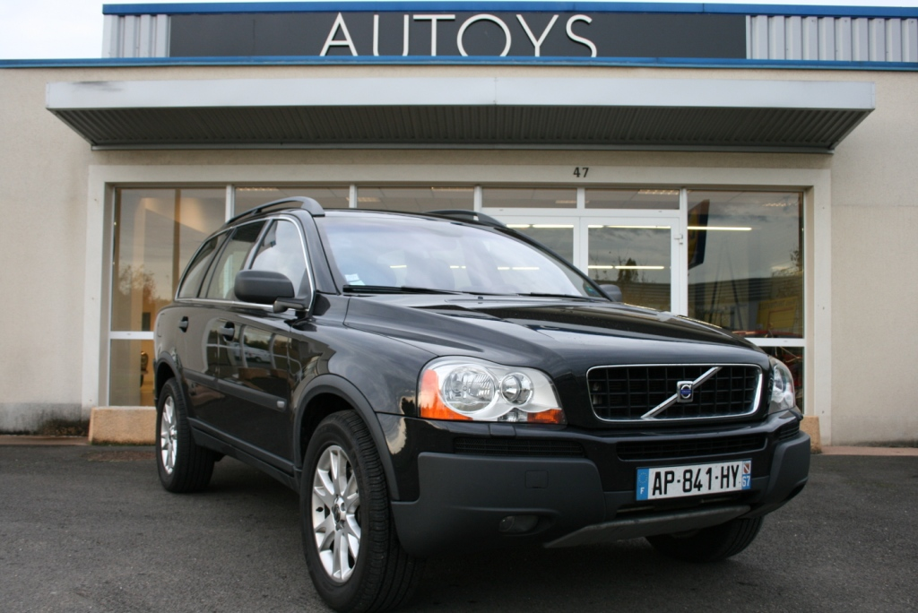 Illustration de Volvo XC90